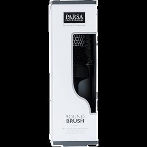Bild: Parsa Round Brush mit Keratin und Aktivkohle