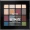 Bild: NYX Professional Make-up Ultimate Multi-Finisch Shadow Palette smokey