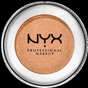 Bild: NYX Professional Make-up Prismatic Eye Shadow liquid gold