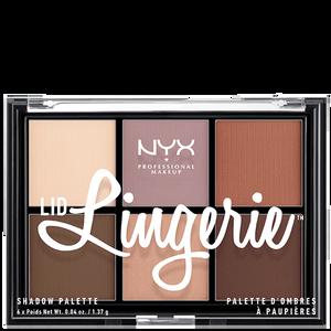 Bild: NYX Professional Make-up Lid Lingerie Shadow Palette