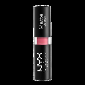 Bild: NYX Professional Make-up Matte Lipstick teas rose