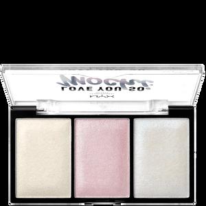 Bild: NYX Professional Make-up Love you so Mochi Highlighting Palette