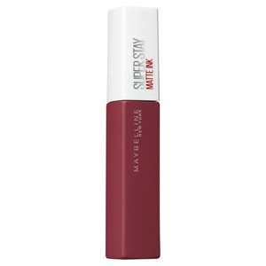 Bild: MAYBELLINE Superstay Matte Ink Liquid Lipstick 80 ruler