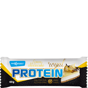 Bild: Max Sport Protein Lemon cheesecake royal