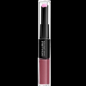 Bild: L'ORÉAL PARIS Infaillible Lippenstift 209 violet parfait