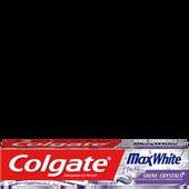 Bild: Colgate Zahncreme Max White Shine Crystals