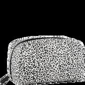 Bild: LOOK BY BIPA Kosmetiktasche Leopardenmuster