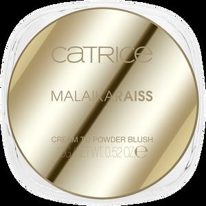 Bild: Catrice MALAIKARAISS cream to powder blush