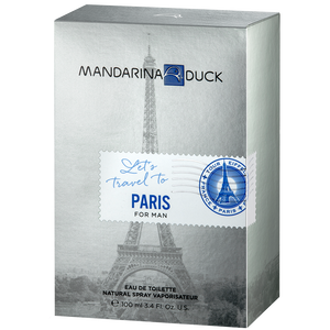 Bild: MANDARINA DUCK Paris Man Eau de Toilette (EdT)
