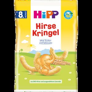 Bild: HiPP Hirse Kringel