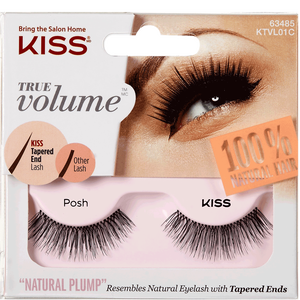 Bild: KISS True Volume Lashes - Posh