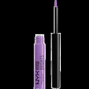Bild: NYX Professional Make-up Vivid Brights Liner blossom