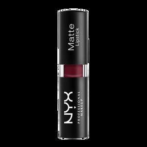 Bild: NYX Professional Make-up Matte Lipstick siren