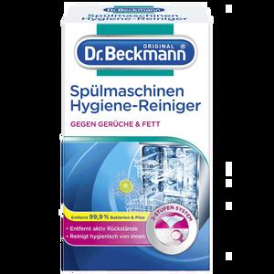 Bild: Dr. Beckmann Spülmaschinen Hygiene-Reiniger