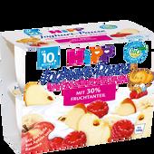 Bild: HiPP Joghurt-Pause Himbeere in Apfel-Banane