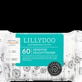Bild: LILLYDOO Sensitive Feuchttücher
