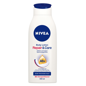 Bild: NIVEA Repair & Care Body Lotion
