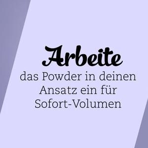 Bild: Schwarzkopf got2b Volumizing Stylingpowder
