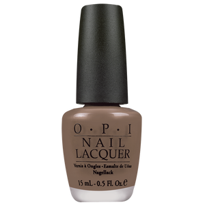 Bild: O.P.I Nail Lacquer over the taupe