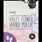 Bild: Oh K! Violet Flower Hand Mask