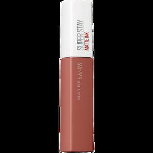 Bild: MAYBELLINE SuperStay Matte Ink Liquid Lipstick seductress