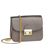 Bild: LOOK BY BIPA Crossbody Bad Sparkle metallic