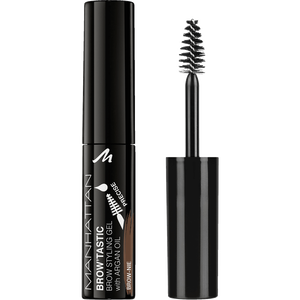Bild: MANHATTAN Brow'Tastic Eyebrow Gel 003 Brownie