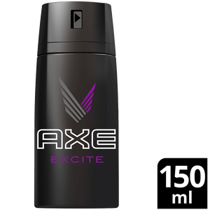 Bild: AXE Excite Deospray