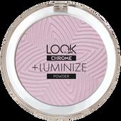 Bild: LOOK BY BIPA Chrome + Luminize Powder