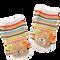 Bild: Babyfehn Rasselsöckchen Bär