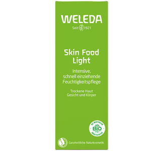 Bild: WELEDA Skin Food Light Feuchtigkeitspflege