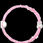 Bild: nomi flea goes around comes around Armband pink