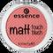 Bild: essence Matt Touch Blush peach me up!