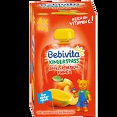 Bild: Bebivita Kinder Spaß Apfel-Pfirsich-Mango