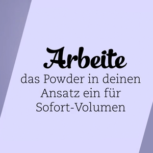 Bild: Schwarzkopf got2b Volumizing Stylingpowder