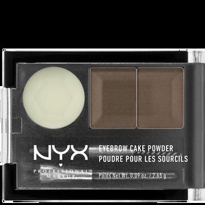 Bild: NYX Professional Make-up Eyebrow Cake Powder taupe/ash