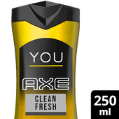 Bild: AXE Duschgel YOU Clean Fresh