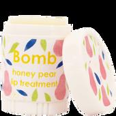 Bild: Bomb Cosmetics Honey pear Lippenpflege