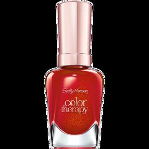 Bild: Sally Hansen Color Therapy Nagellack Red-itation