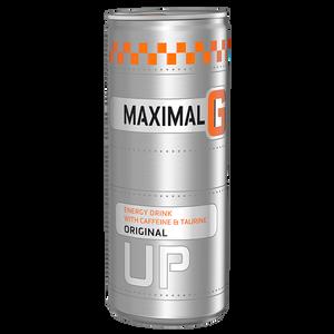 Bild: MAXIMAL G Energy Drink