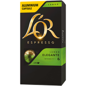 Bild: L´OR Kaffeekapseln Lungo Elegante 6