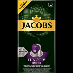 Bild: JACOBS Kaffeekapseln Lungo 8 Intenso