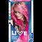 Bild: Schwarzkopf LIVE Ultra Brights or Pastel Haarfarbe shocking pink