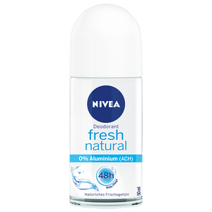 Bild: NIVEA Deo Roll-on Fresh Natural feminin