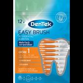 Bild: DenTek Easy Brush Interdental-Bürsten extra fein
