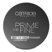 Bild: Catrice Prime And Fine Mattifying Powder Waterproof