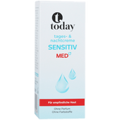 Bild: today MED Sensitiv Tages- & Nachtcreme