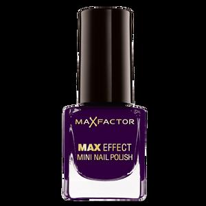 Bild: MAX FACTOR Max Effect Mini Nagellack purple twilight