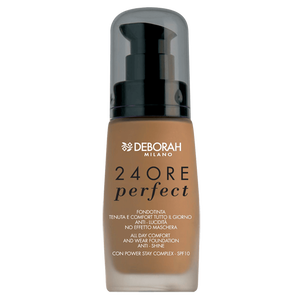 Bild: DEBORAH MILANO 24 Ore Perfect Foundation amber