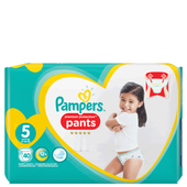 Bild: Pampers Premium Protection Pants Gr. 5 (12-17kg) Jumbo Pack